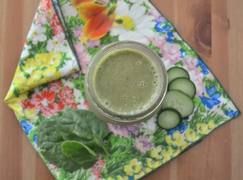 mother nature smoothie