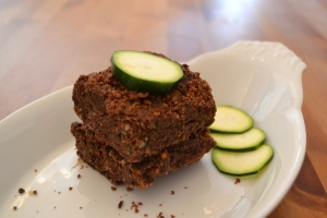 zucchini black bean brownies