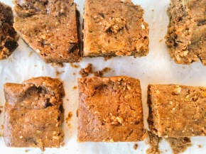Slightly Squared Superfood Energy Bars